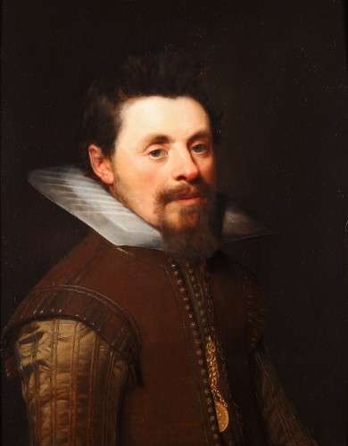 Jan Anthonisz van Ravensteyn (1572-1657) - Portrait