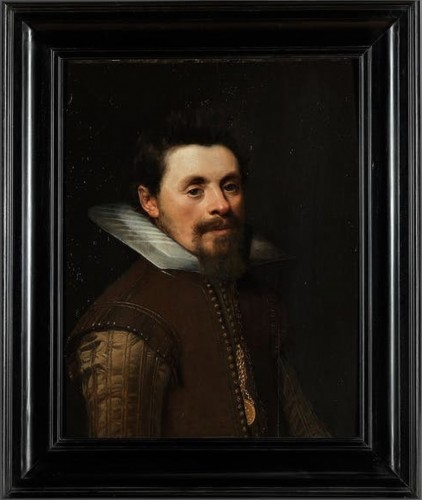 - Jan Anthonisz van Ravensteyn (1572-1657) - Portrait