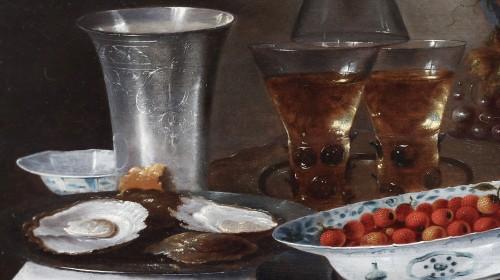 Adriaen Jansz Kraen (1619-1679) - Still life -