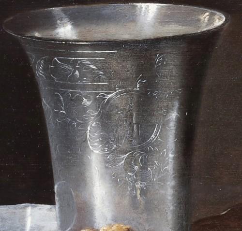- Adriaen Jansz Kraen (1619-1679) - Still life
