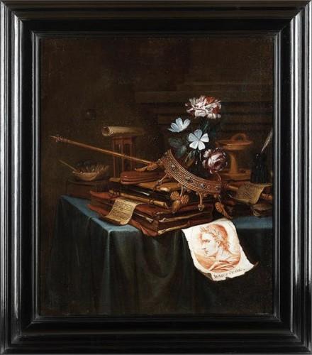 - Vincent Laurensz. Van der Vinne (1629-1702)