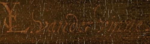 Antiquités - Vincent Laurensz. Van der Vinne (1629-1702)