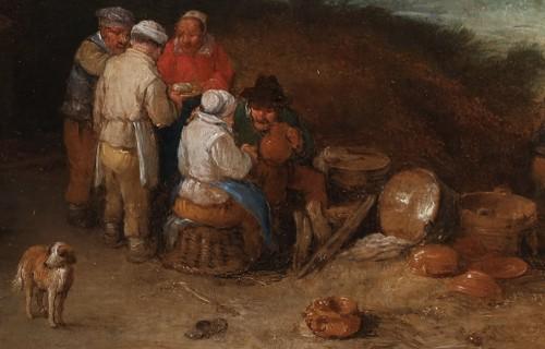 18th century - Théobald Michau (1676-1765)