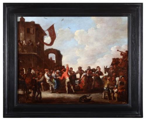 Cornelis de Wael (1592-1662) - Paintings & Drawings Style