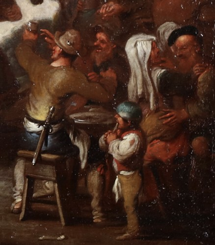 Cornelis de Wael (1592-1662) -