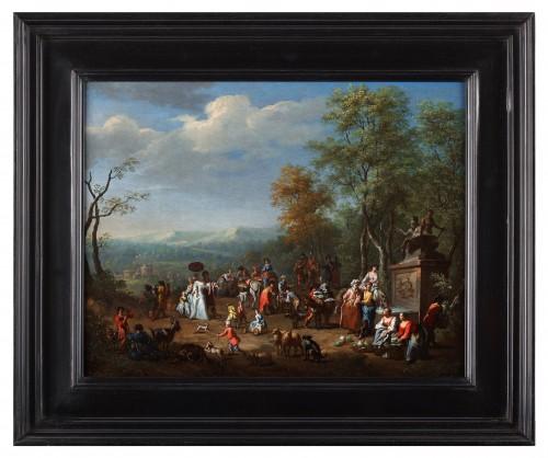 Pieter Verdussen (1662-1710) and Jasper Broers (1682-1716) -