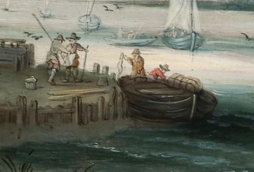 Paintings & Drawings  - Abraham de Verwer (1585 Haarlem-1650 Amsterdam)