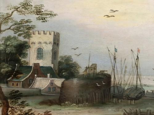 Abraham de Verwer (1585 Haarlem-1650 Amsterdam) -