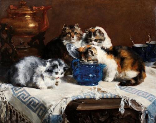 Charles Van den Eycken (1859- 1923)