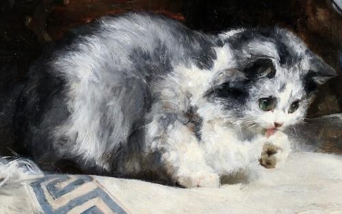 Charles Van den Eycken (1859- 1923) - Paintings & Drawings Style