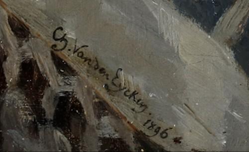 Charles Van den Eycken (1859- 1923) -