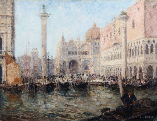 Venice - Otto Pippel (1878-1960)