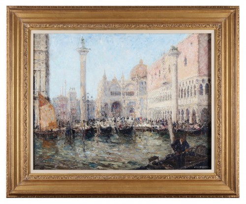 XXe siècle - Venise - Otto Pippel (1878-1960)