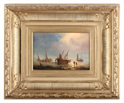 Paintings & Drawings  - Henriette Gudin (1825-1892)