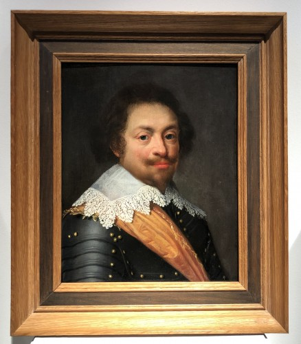 Portrait of Frederik Hendrik van Oranje-Nassau (1584 - 1647) - Paintings & Drawings Style
