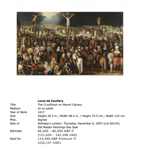 17th century - The wedding feast by Louis de Caullery  (circa 1580–1621)