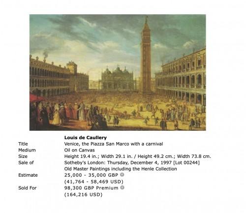 - The wedding feast by Louis de Caullery  (circa 1580–1621)