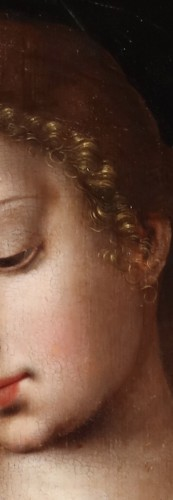 <= 16th century - Marcus Gheeraerts the Elder, Virgin and Child