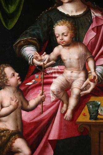 Antiquités - Marcus Gheeraerts the Elder, Virgin and Child