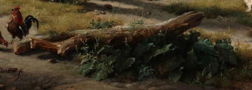 Antiquités - A moment of rest - Eugene Verboeckhoven (1798-1881)