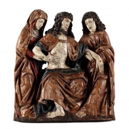 Circle of Erasmus Grasser, Christ as a man of sorrows