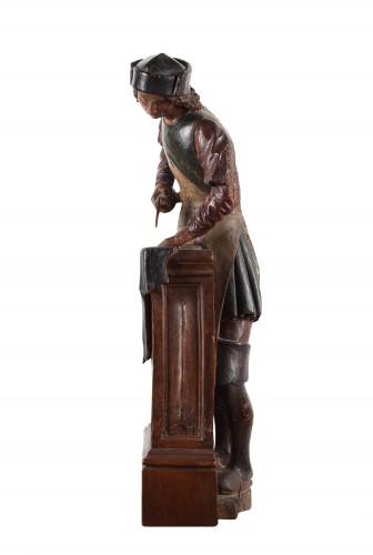 Sculpture  - Saint Crispin