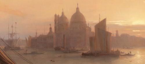 - Louis Mecklenburg (1820-1882)- Venice