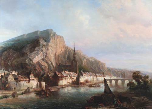 Dinant  - Pierre Tetar van Elven (1828-1908)