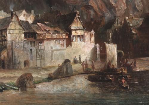 Dinant  - Pierre Tetar van Elven (1828-1908) -