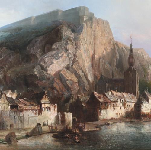 - Dinant  - Pierre Tetar van Elven (1828-1908)