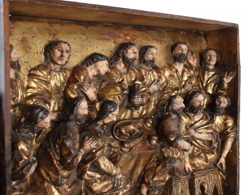Sculpture  - The Last Supper - 16th Century