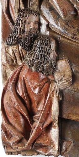 Sculpture  - Dormition of the Virgin - Master Narziss of Bozen (1474 - 1517)