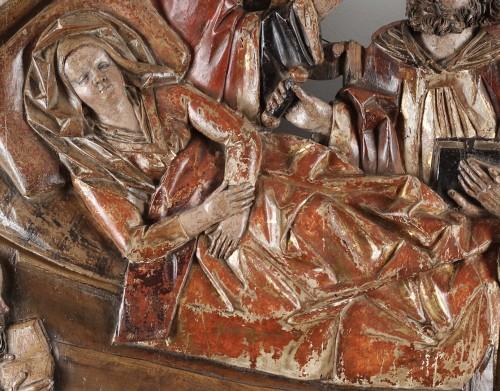 Dormition of the Virgin - Master Narziss of Bozen (1474 - 1517)  -