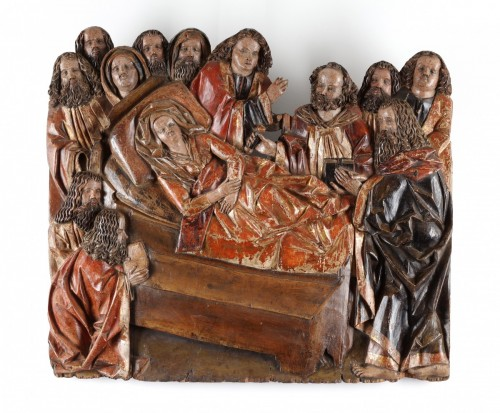 11th to 15th century - Dormition of the Virgin - Master Narziss of Bozen (1474 - 1517)