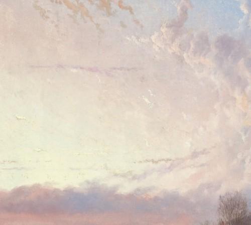 Antiquités - Winterpleasures on ice - Simon van der Ley (1840 - 1860)