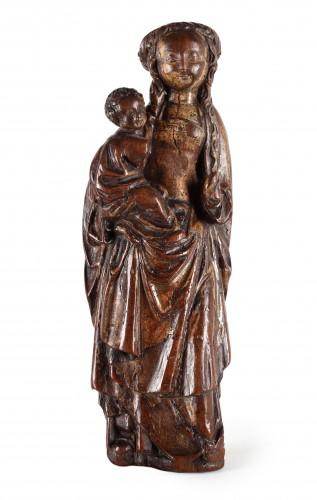 Virgin and Child, Mechelen circa 1500