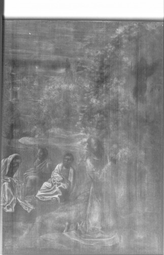 Christ in the garden of Olives, follower of Isenbrandt - Paintings & Drawings Style