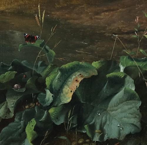 The Bull - Eugène Verboeckhoven (1789-1881) -
