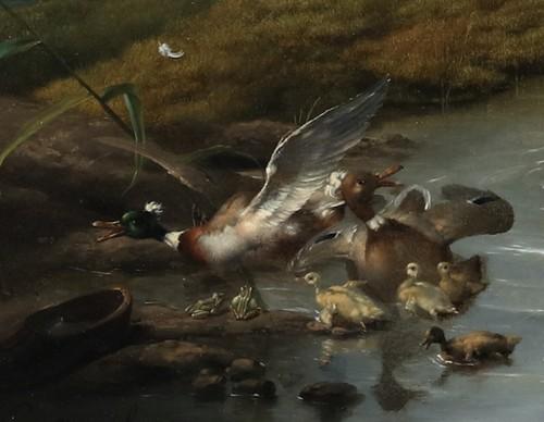 19th century - The Bull - Eugène Verboeckhoven (1789-1881)