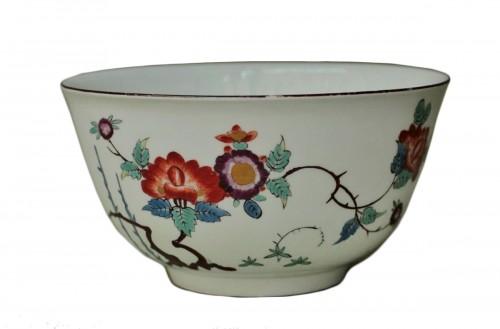 Kakiemon bowl, Meissen Porcelain circa 1740