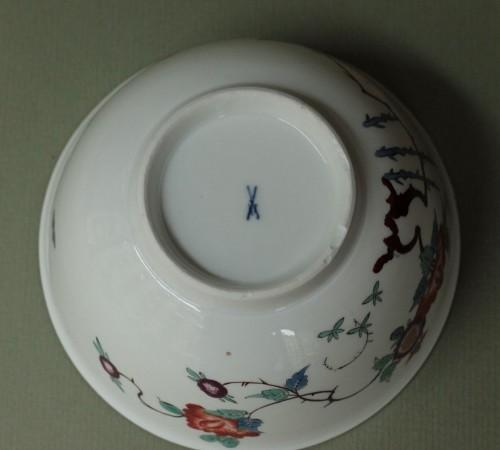Kakiemon bowl, Meissen Porcelain circa 1740 - Porcelain & Faience Style