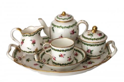 Sèvres, Porcelain cabaret