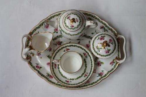 Porcelain & Faience  - Sèvres, Porcelain cabaret
