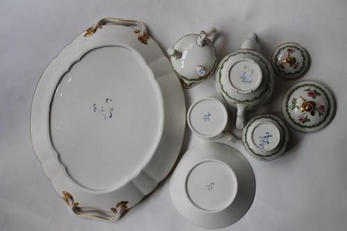 Sèvres, Porcelain cabaret -