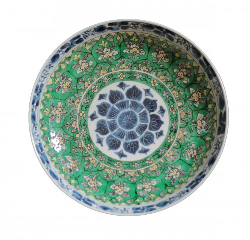 China to the market of the Middle East, Kangxi period