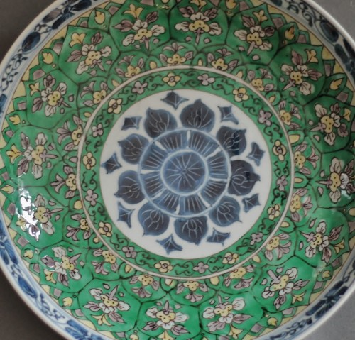 Porcelain & Faience  - China to the market of the Middle East, Kangxi period