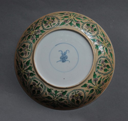 China to the market of the Middle East, Kangxi period -