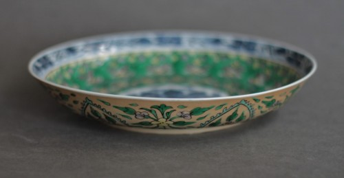 China to the market of the Middle East, Kangxi period - Louis XIV