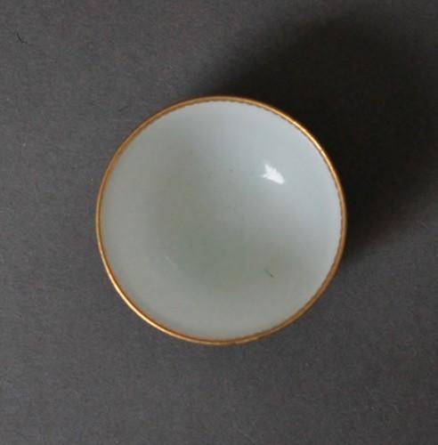 Sugar Pot in Vincennes Porcelain Circa 1756 - Louis XV