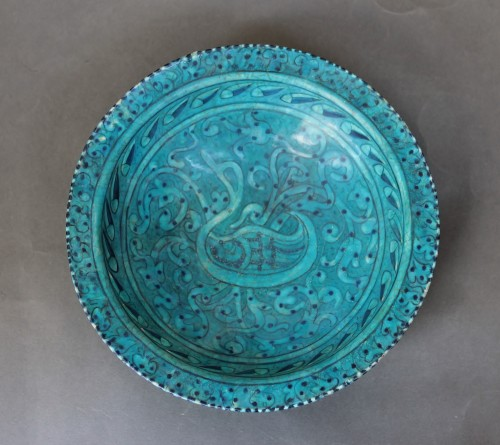 Bowl as Djoveyn, Iran 14th century - Porcelain & Faience Style Middle age